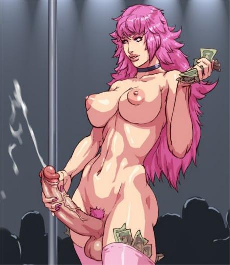 innocent manga dickgirl