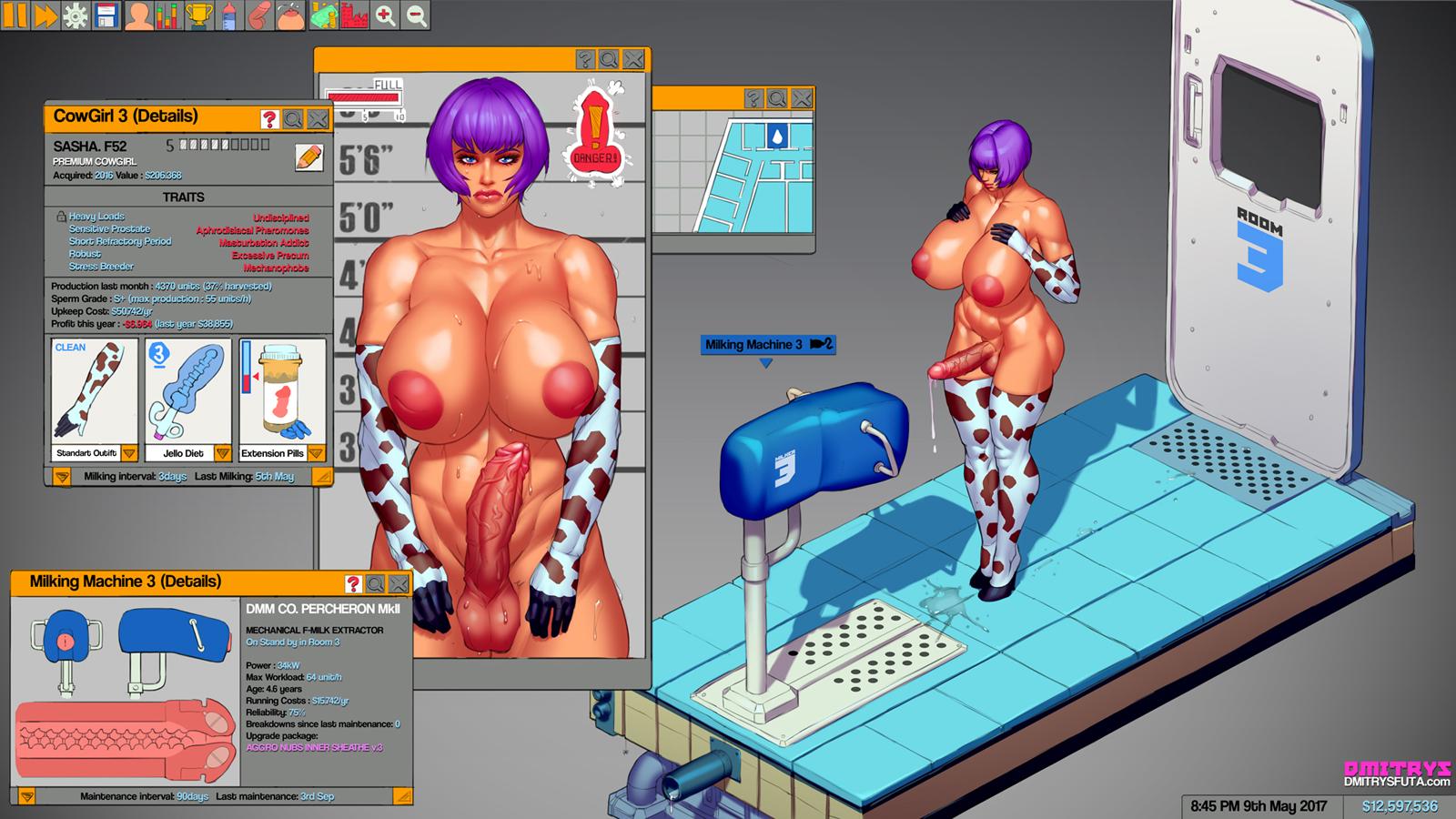 futanari flash game