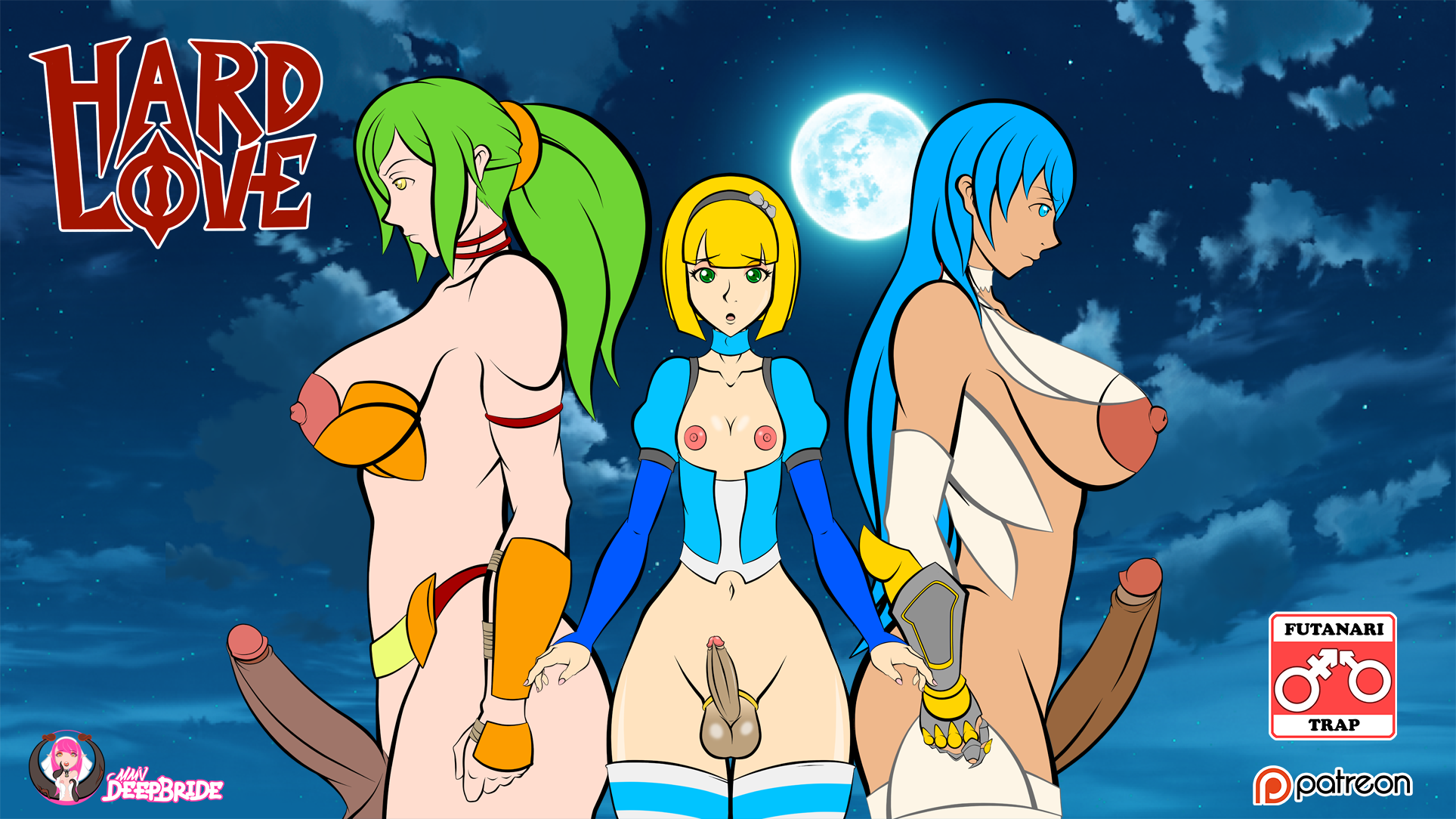 futanari flash game